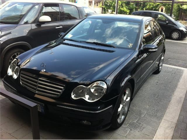 sold mercedes c220 pacchetto amg used cars for sale. Black Bedroom Furniture Sets. Home Design Ideas