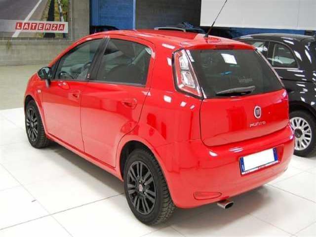 usata Fiat Punto Punto 4ª serie1.2 8V 5 porte Virgin Ra