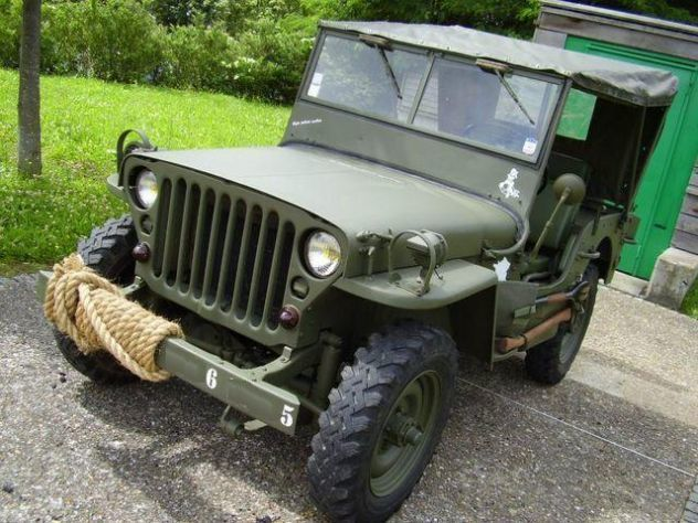 sold jeep willys used cars for sale autouncle. Black Bedroom Furniture Sets. Home Design Ideas