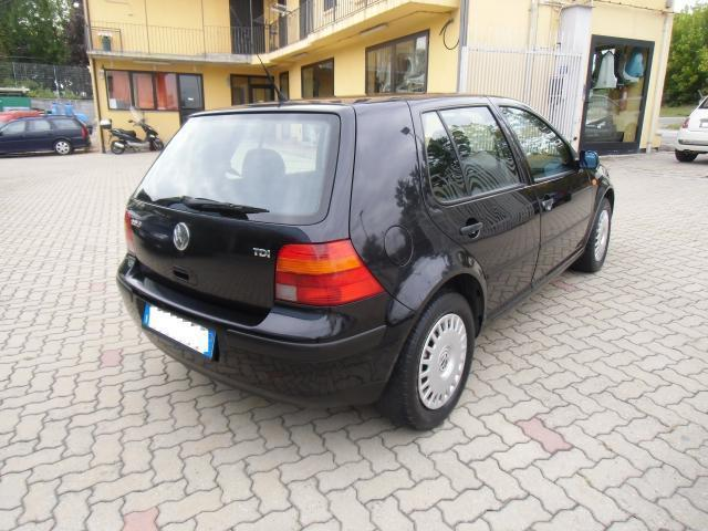 usato 1 9 tdi 90 cv 5 porte vw golf 1999 km in san severino lucano. Black Bedroom Furniture Sets. Home Design Ideas