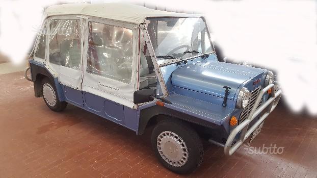 Usato rover30 austin mini 1989 km in brindisi for Subito it arredamento usato brindisi