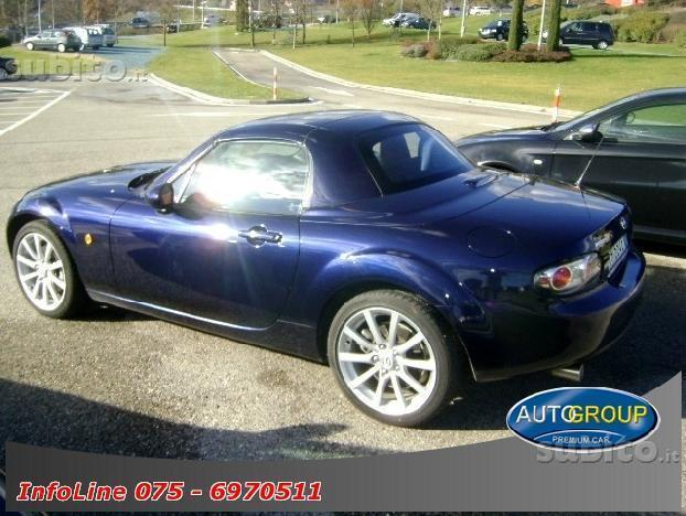 sold mazda mx5 roadster coupé 2.0l. - used cars for sale - autouncle