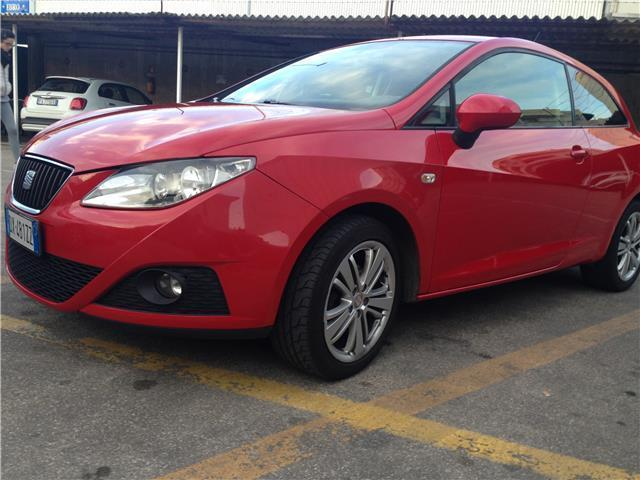 Sold Seat Ibiza 1 4 3p Stylance D Used Cars For Sale