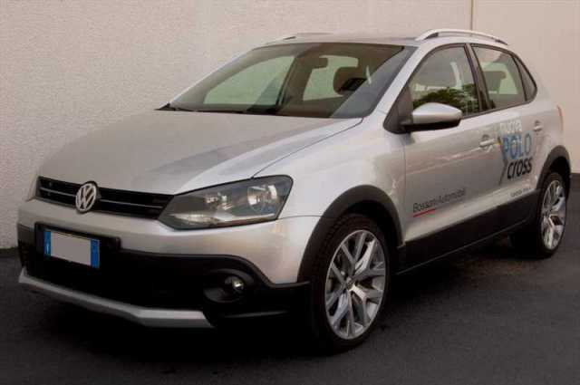 sold vw polo cross nuova polo 1 4 used cars for sale. Black Bedroom Furniture Sets. Home Design Ideas