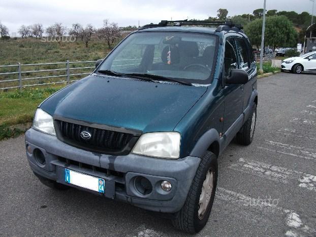 Sold Daihatsu Terios Gpl Benzina Used Cars For Sale