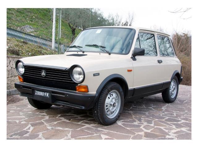 Elegant Car Sales Used Cars Search: Sold Autobianchi A112 Elegant