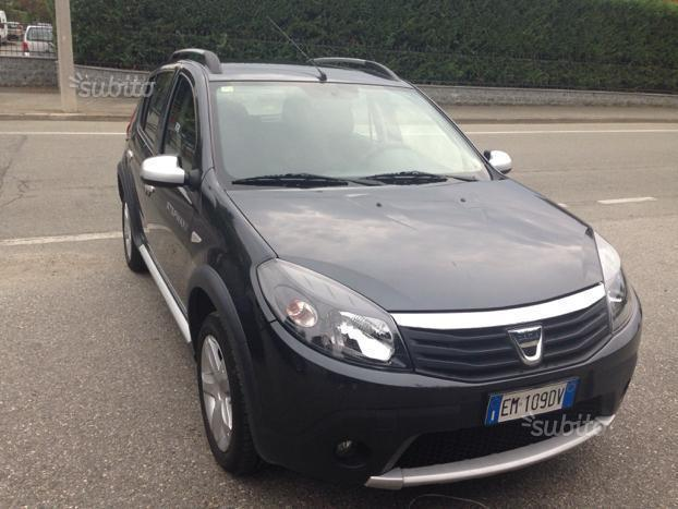 sold dacia sandero stepway gpl used cars for sale autouncle. Black Bedroom Furniture Sets. Home Design Ideas