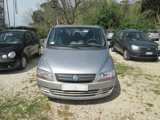 sold fiat multipla usata diesel ro used cars for sale autouncle. Black Bedroom Furniture Sets. Home Design Ideas