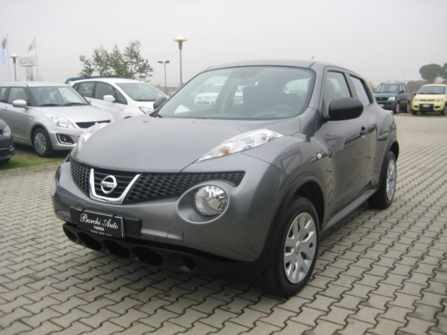 Sold nissan juke juke1 6 acenta used cars for sale for Nissan juke automatik