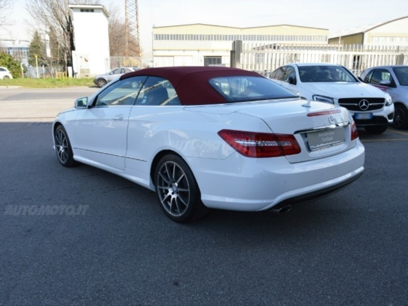 sold mercedes 220 classe e cabrioc. - used cars for sale - autouncle