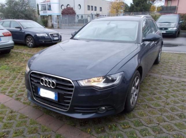 usata Audi A6 Avant 3.0 TDI 204 CV quattro S tronic Business