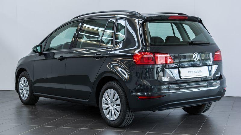 sold vw golf sportsvan 1 2 tsi tre used cars for sale. Black Bedroom Furniture Sets. Home Design Ideas