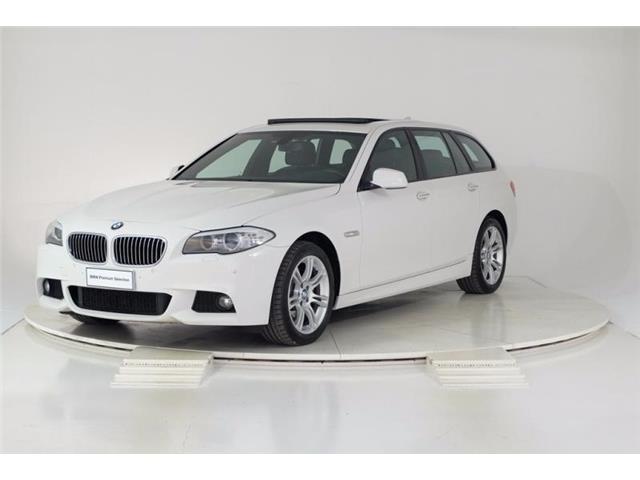 usata BMW 530 Serie 5 Touring Serie 5 (F10/F11) d xDrive 258CV Touring Msport
