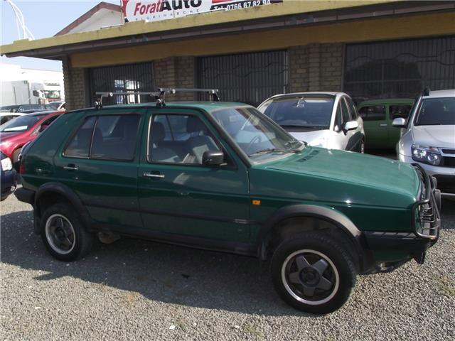 sold vw golf country 4x4 syncro 1 used cars for sale. Black Bedroom Furniture Sets. Home Design Ideas