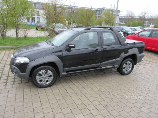 sold fiat strada pick up 4 posti used cars for sale autouncle. Black Bedroom Furniture Sets. Home Design Ideas