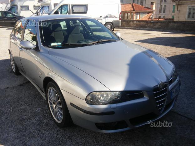 sold alfa romeo 156 1 9 jtd 115cv used cars for sale autouncle. Black Bedroom Furniture Sets. Home Design Ideas