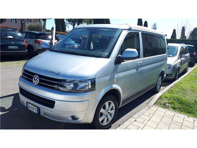 sold vw california beach t5 2013 used cars for sale. Black Bedroom Furniture Sets. Home Design Ideas