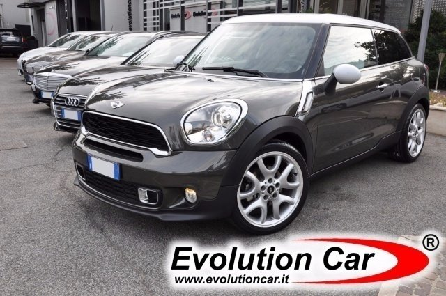 sold mini cooper sd paceman 143 cv used cars for sale autouncle. Black Bedroom Furniture Sets. Home Design Ideas