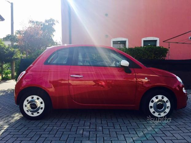 sold fiat 500 1 2 color therapy used cars for sale. Black Bedroom Furniture Sets. Home Design Ideas
