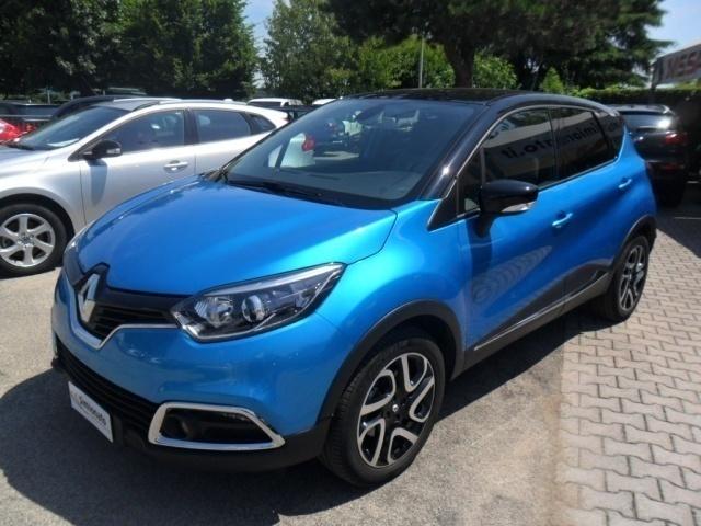 Sold renault captur usata del 2015 used cars for sale for Prezzo del pacchetto di 2 box auto