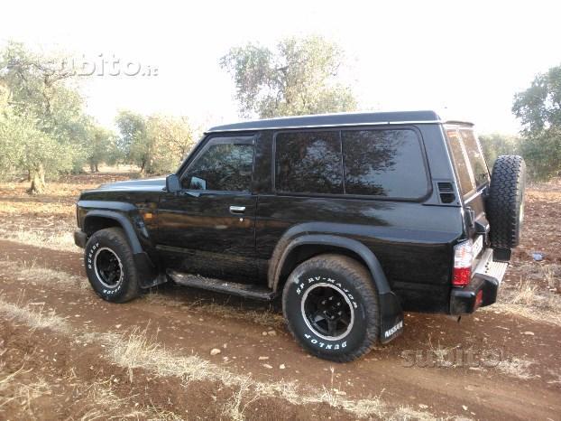 sold nissan patrol gr y60 asi crs used cars for sale. Black Bedroom Furniture Sets. Home Design Ideas