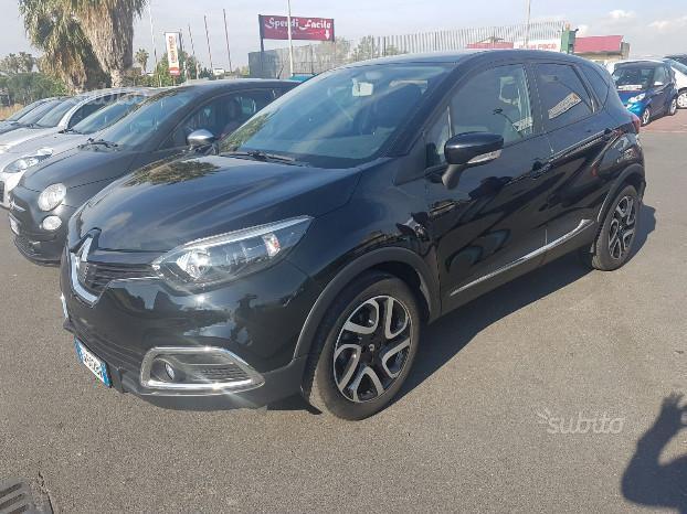 Captur compra renault captur usate auto in vendita for Captur excite