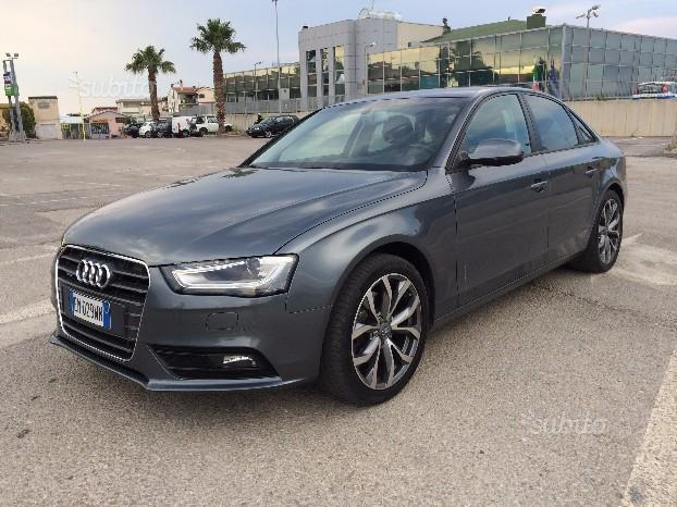 Sold audi a4 berlina 2 0 tdi 177 c used cars for sale for Lunghezza audi a4 berlina
