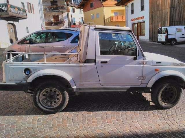Suzuki Samurai For Sale In Bc >> Sold Suzuki Samurai 1.9 diesel cat. - used cars for sale - AutoUncle