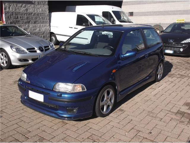 sold fiat punto gt used cars for sale autouncle. Black Bedroom Furniture Sets. Home Design Ideas