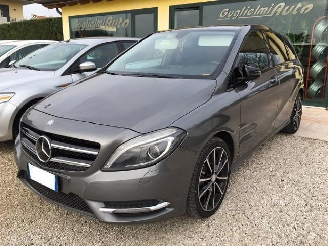 sold mercedes b220 classe b t246 t used cars for sale autouncle. Black Bedroom Furniture Sets. Home Design Ideas