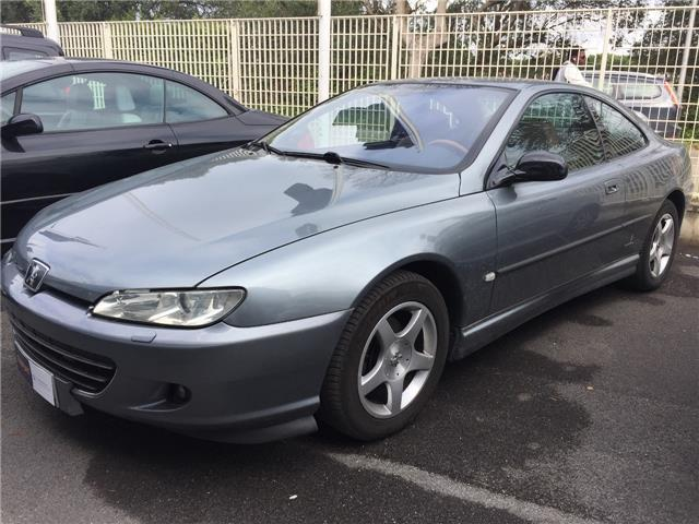 sold peugeot 406 coupe 2 2 16v hdi used cars for sale autouncle. Black Bedroom Furniture Sets. Home Design Ideas