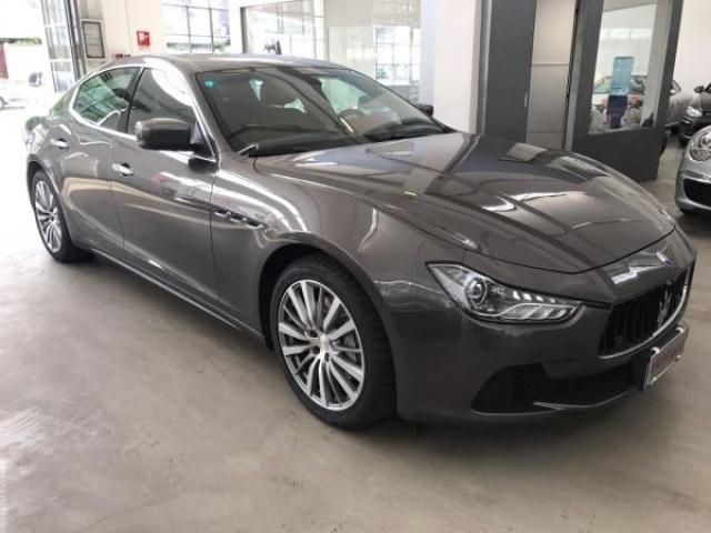 sold maserati ghibli usata del 201. - used cars for sale - autouncle