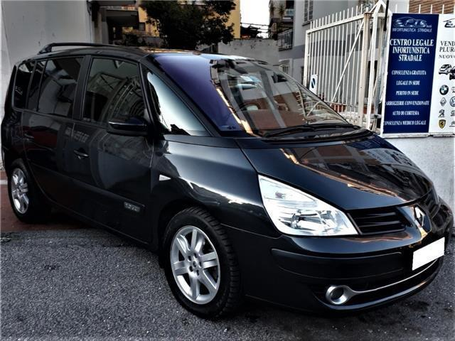 renault grand espace usata 150 renault grand espace in vendita. Black Bedroom Furniture Sets. Home Design Ideas