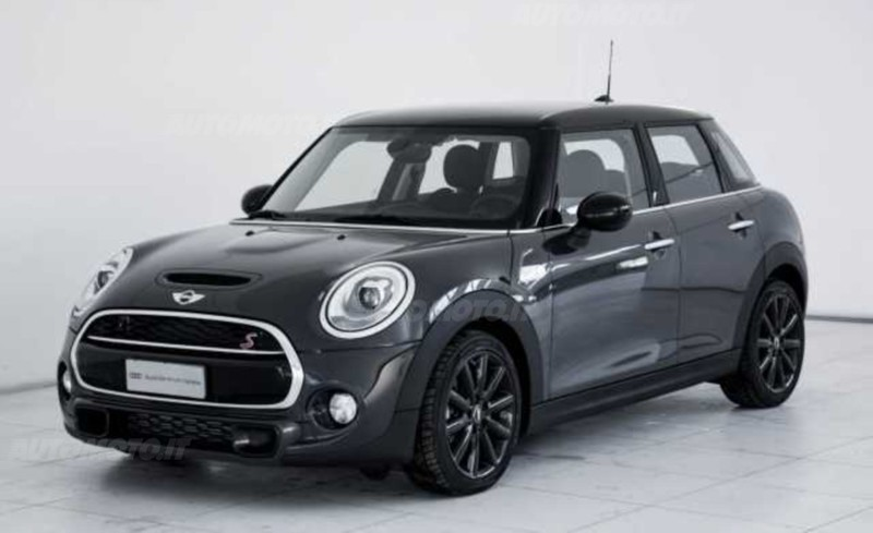 sold mini cooper sd 5 porte 2 0 5 used cars for sale. Black Bedroom Furniture Sets. Home Design Ideas