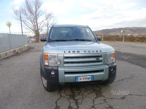 Sold Land Rover Discovery 3 170 Serie Used Cars For Sale