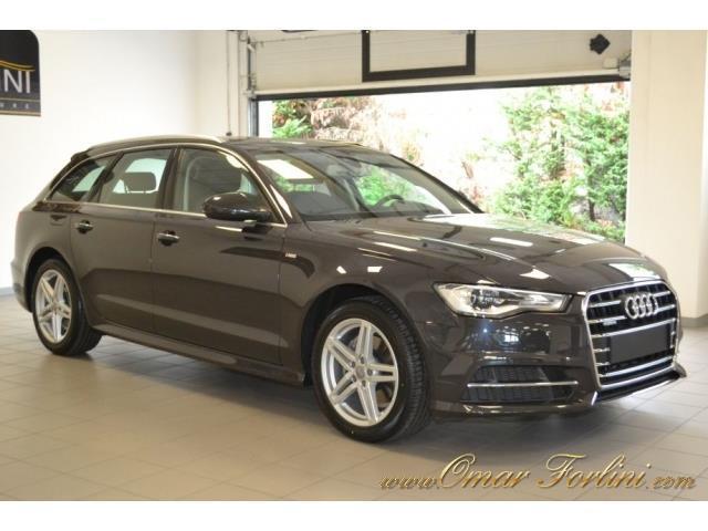 usata Audi A6 AVANT 2.0TDI QUATT.S-TR.ULTRA S-LINE FULLSCONTO31%