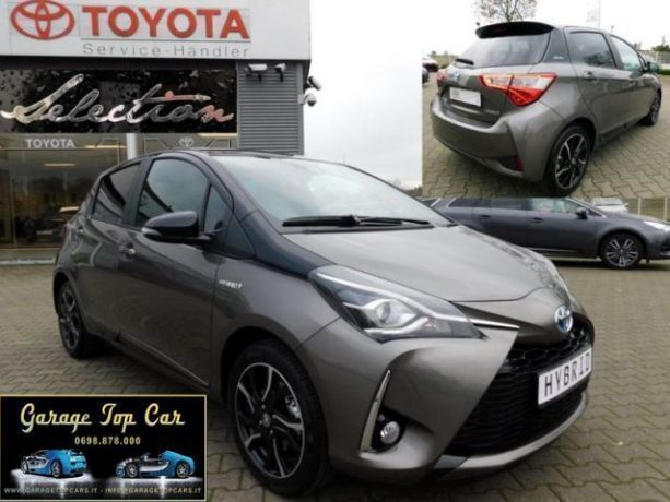 Sold Toyota Yaris Hybrid Yaris1 5 Used Cars For Sale
