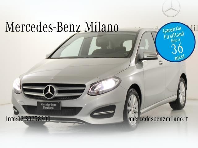 usata Mercedes B180 d Automatic Business
