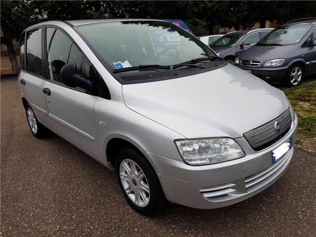 Sold Fiat Multipla 1 6 16v Natural Used Cars For Sale