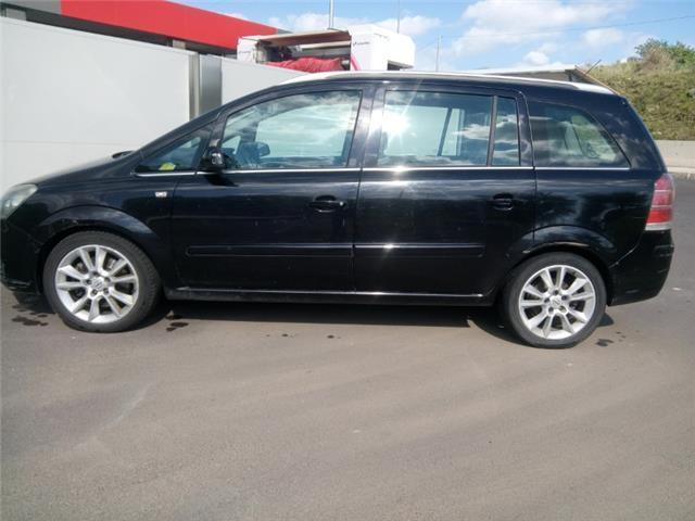 sold opel zafira 1 9 cdti 150 cv used cars for sale autouncle. Black Bedroom Furniture Sets. Home Design Ideas