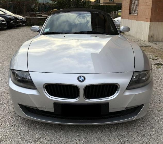 Bmw Z4 Convertible For Sale: Sold BMW Z4 2.0i Cat Roadster GARA.