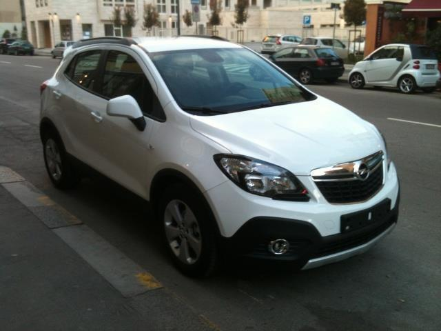 sold opel mokka km 0 del 2016 a mi used cars for sale autouncle. Black Bedroom Furniture Sets. Home Design Ideas