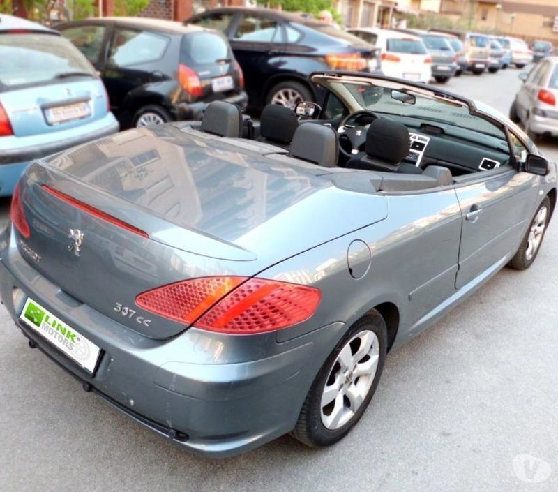 sold peugeot 307 cc 2 0 hdi fap 13 used cars for sale autouncle. Black Bedroom Furniture Sets. Home Design Ideas