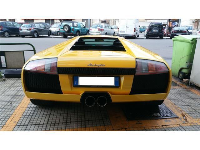Sold Lamborghini Murci 233 Lago 6 2 V12 Used Cars For Sale Autouncle