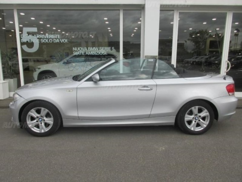 sold bmw 120 cabriolet i futura used cars for sale autouncle. Black Bedroom Furniture Sets. Home Design Ideas