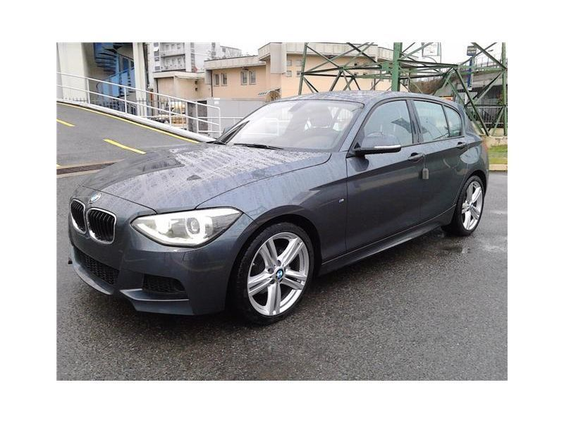 sold bmw 116 d 5p msport used cars for sale autouncle. Black Bedroom Furniture Sets. Home Design Ideas