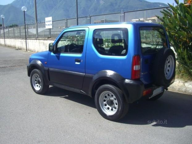 sold suzuki jimny 16v cat jx used cars for sale autouncle. Black Bedroom Furniture Sets. Home Design Ideas