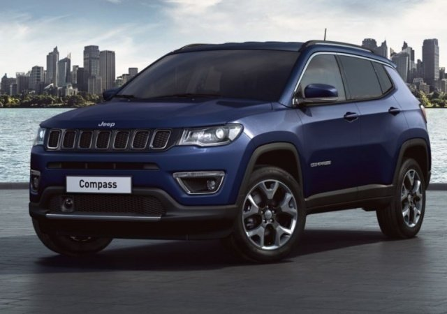 Sold Jeep Compass Km 0 Del 2017 A Used Cars For Sale