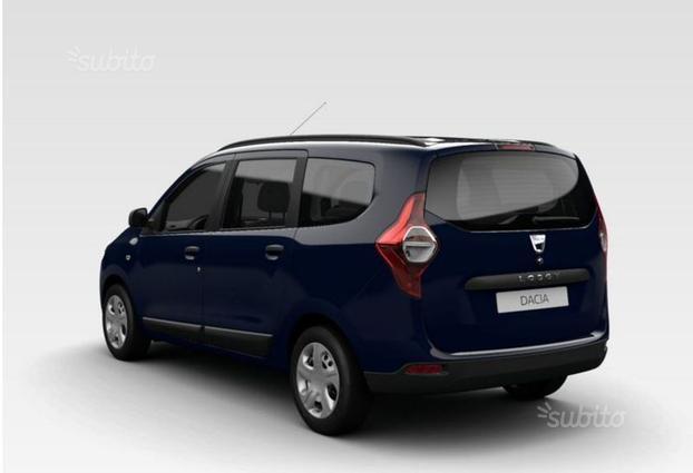 Venduto dacia lodgy 1 5 dci 8v 90cv s auto usate in vendita for Dacia duster 7 posti