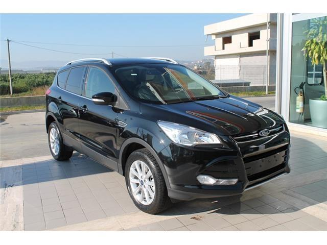 sold ford kuga 2 0 tdci 150 cv 4wd used cars for sale. Black Bedroom Furniture Sets. Home Design Ideas